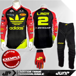 tenue personnalise custom mx outfit seattle jump industries