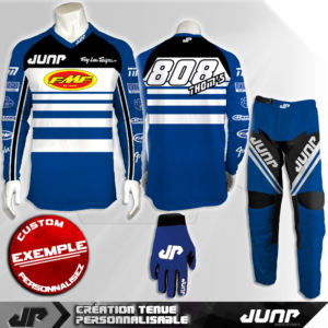 tenue personnalise custom mx outfit richmond jump industries