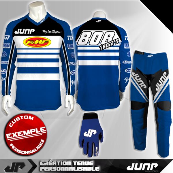 tenue personnalise custom mx outfit richmond jump industries