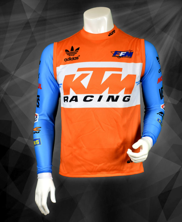 tenue compression personnalise mx bmx vtt dh jump industries