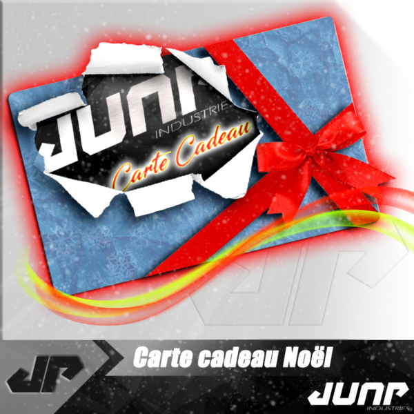 carte cadeau noel jump industries