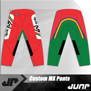 pantalon aprilia personnalise vintage pants jump industries