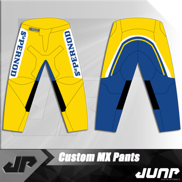 pantalon personnalise vintage pants jump industries
