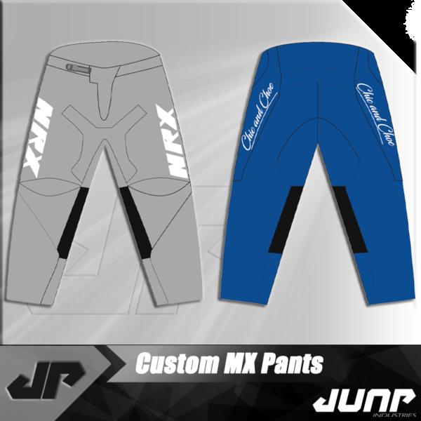 pantalon chic choc vintage personnalise jump industries