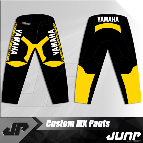 pantalon yamaha vintage personnalise jump industries