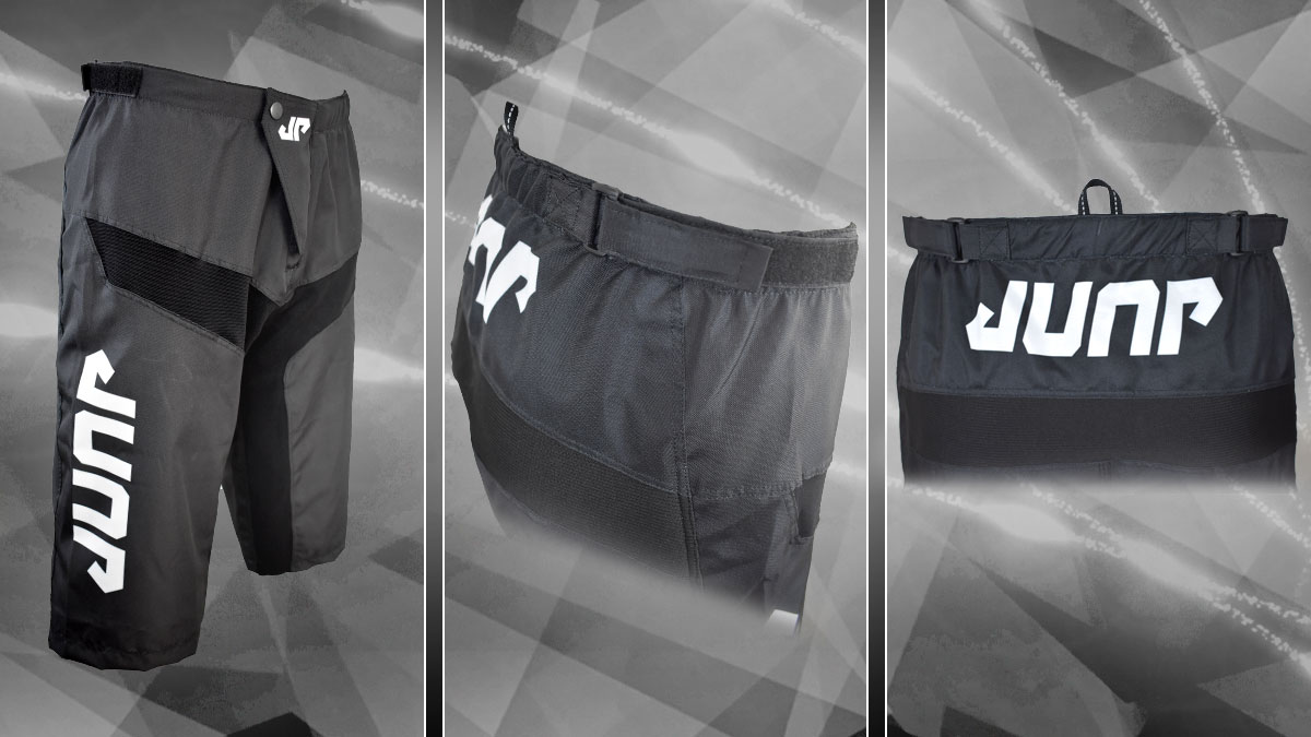 pantalon personnalise bmx vtt pants jump industries