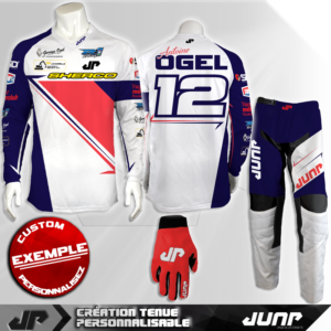 tenue personnalise custom mx outfit anaheim jump industries