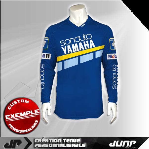 maillot jersey personnalise custom vintage sonauto