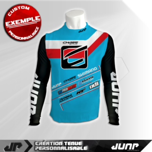 maillot compression personnalise darglass jump industries