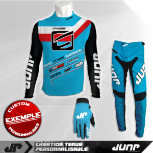 tenue compression personnalise mx bmx vtt dh darglass jump industries