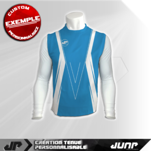 maillot debardeur compression glarpen personnalise jump industries