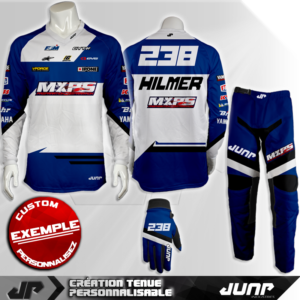 tenue personnalise custom mx outfit columbus jump industries