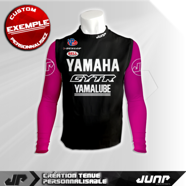maillot compression personnalise hoberries jump industries