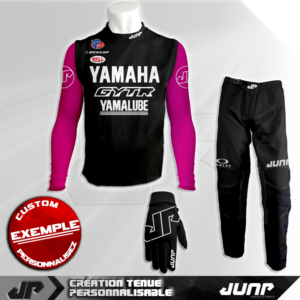 tenue compression personnalise mx bmx vtt dh hoberries jump industries