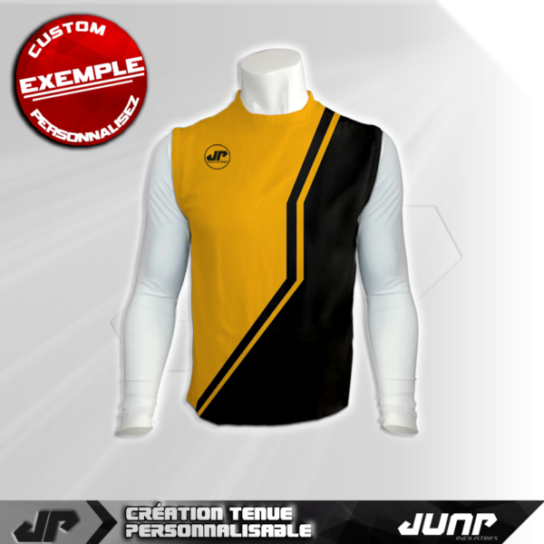 maillot debardeur compression nighday personnalise jump industries