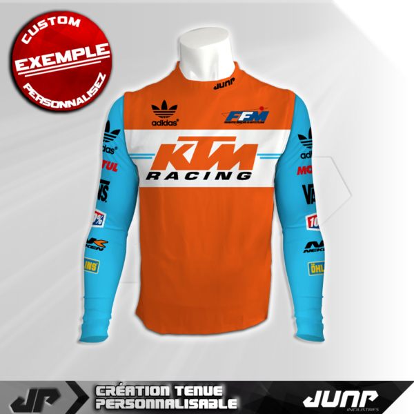 maillot compression personnalise peredur jump industries