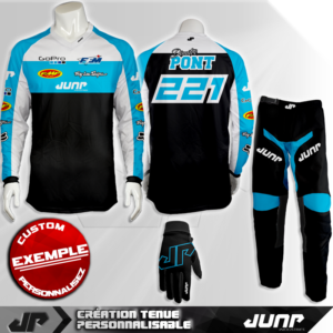 tenue personnalise custom mx outfit tennessee jump industries