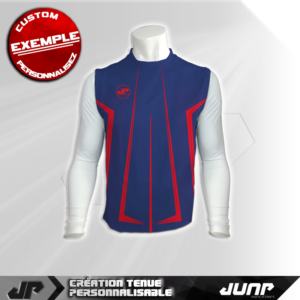maillot debardeur compression sharpirror personnalise jump industries