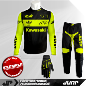 tenue compression personnalise mx bmx vtt dh waspen jump industries
