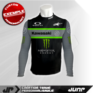 maillot compression personnalise fradot jump industries