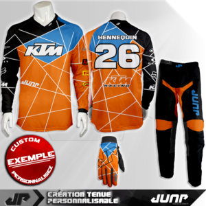 tenue personnalise custom mx outfit charlotte jump industries