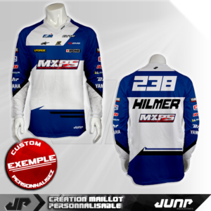 personnalisation maillot colombus jump industries