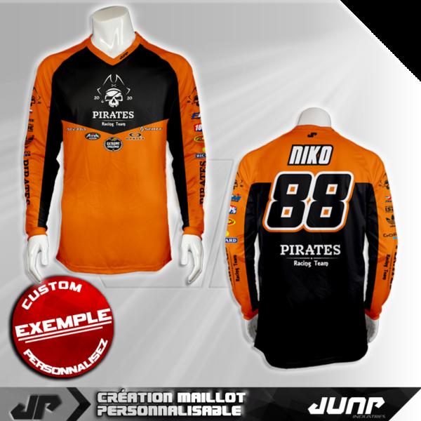 personnalisation maillot edmonton jump industries