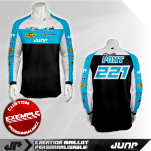 personnalisation maillot tennesse jump industries