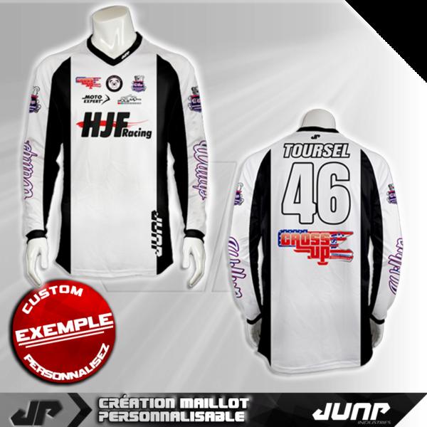 personnalisation maillot winnipeg jump industries